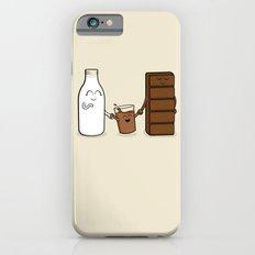 Milk + Chocolate Slim Case iPhone 6s