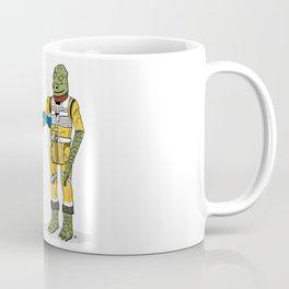 Bossk Action Figure Coffee Mug