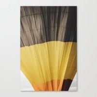 ballon Canvas Prints featuring ballon by iulia pironea