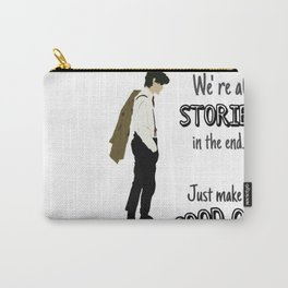 Doctor- Stories Carry-All Pouch