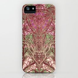 Nature's Cathedral #1 iPhone Case