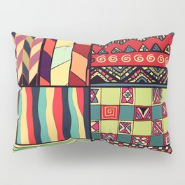 African Style No18 Pillow Sham
