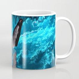 Swimming In The Clouds Coffee Mug