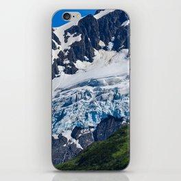 Whittier Glacier - 2 iPhone Skin