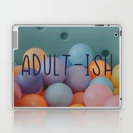 Adult-ish balls Laptop & iPad Skin