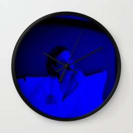 Brie Larson - Celebrity (Dark Fashion) Wall Clock
