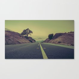 Transition. Canvas Print