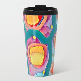 Abstract C5 Travel Mug