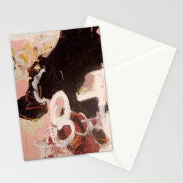 untitled no number 6 Stationery Cards
