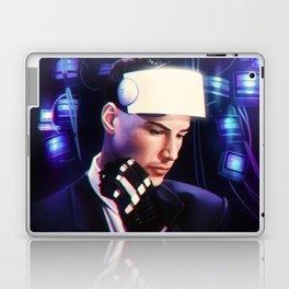 Johnny Mnemonic Laptop & iPad Skin
