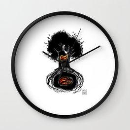 Wren&Fox Wall Clock