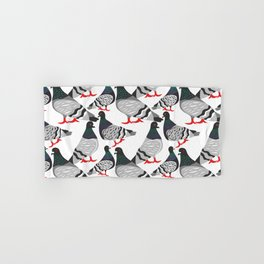 Pigeon Power Hand & Bath Towel