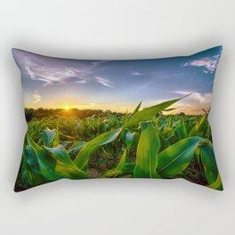 Armada Cornfields Rectangular Pillow