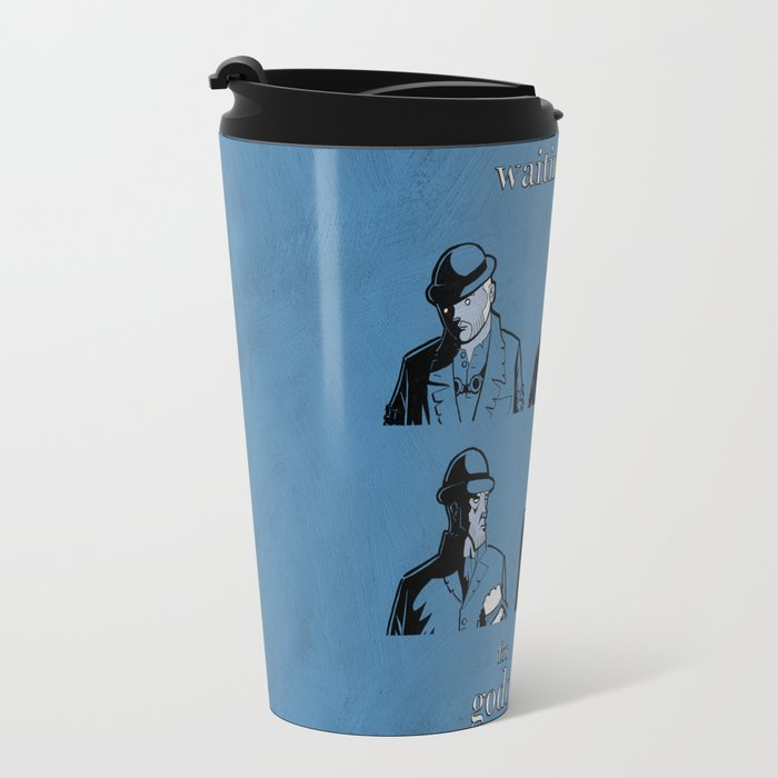 Waiting for Godot Travel Mug