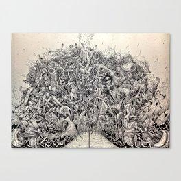 No. 35 Canvas Print
