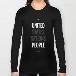 UP - United People Long Sleeve T-shirt