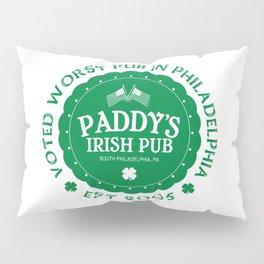 Paddy's Irish Pub Pillow Sham