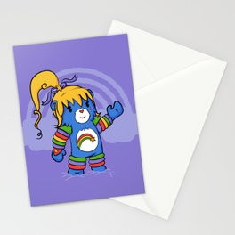 Rainbow Bearite Stationery Cards