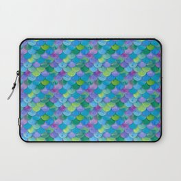 Mermaid Scales Multi Laptop Sleeve