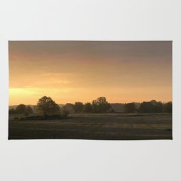 Sunrise in August Rug