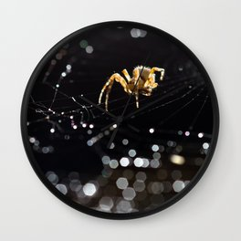 King of pearls Wall Clock