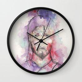 Miyamoto Musashi Wall Clock