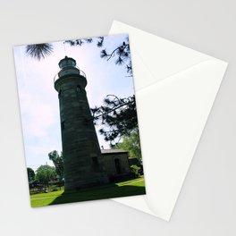 Erie Land Lighthouse Stationery Cards