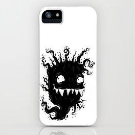 Ink Ghostie VII iPhone Case