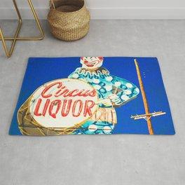 Circus Liquor - Burbank, CA Rug