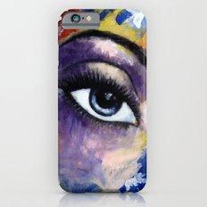 Title: Very Beautiful Eye painting Slim Case iPhone 6s
