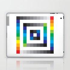 Colorful sqaures pattern Laptop & iPad Skin