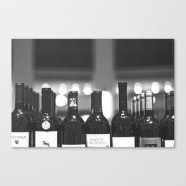 Wine Shop at Heinen's of Downtown Cleveland Canvas Print