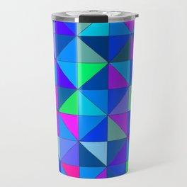 Blue 2 Travel Mug
