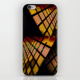 City Abstract View iPhone Skin