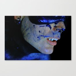 Vampire From the Black Lagoon Canvas Print