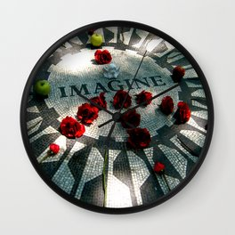 Imagine II Wall Clock