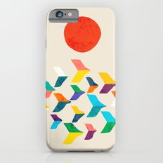 Great Bird Migration Slim Case iPhone 6