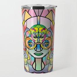 Crinkle Wall Travel Mug