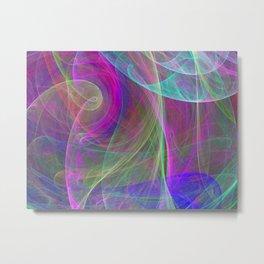 Air colors Metal Print