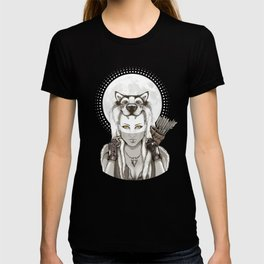 Fear Makes the Wolf... T-shirt