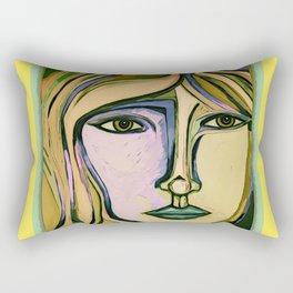 Art By Jennifer Henderson Rectangular Pillow
