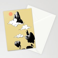 New Rising Sun  Stationery Cards