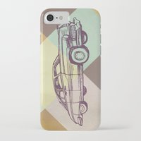 car iPhone & iPod Cases featuring Car by Mr and Mrs Quirynen