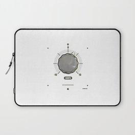 Basiq Knob Art Laptop Sleeve