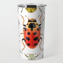 Beetle Compilation Travel Mug