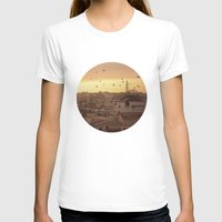 casablanca T-shirts featuring Casablanca by GF Fine Art Photography