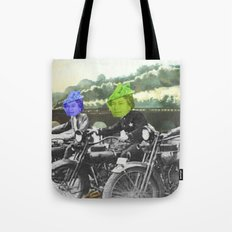 motorqueen Tote Bag