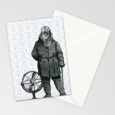 To The Edge Of The End And Back Stationery Cards