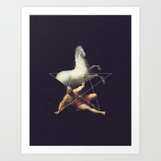 NOT The Conversion of St Paul Art Print