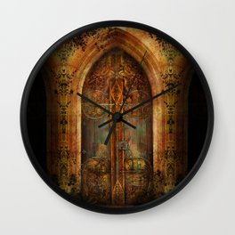 Impossibilium Wall Clock